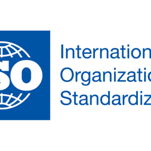 Logomarca da Internacional Organization for Standardization (ISO)